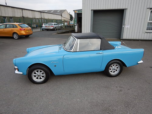1967 SUNBEAM ALPINE Series V ~  SOLD (picture 1 of 6)