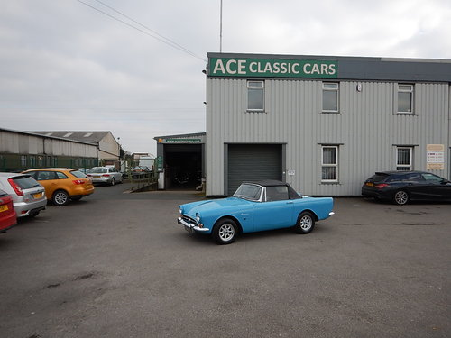 1967 SUNBEAM ALPINE Series V ~  SOLD (picture 6 of 6)