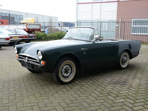 1979 Sunbeam Alpine Roadster For Sale (picture 1 of 6)