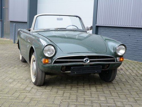 1979 Sunbeam Alpine Roadster For Sale (picture 2 of 6)