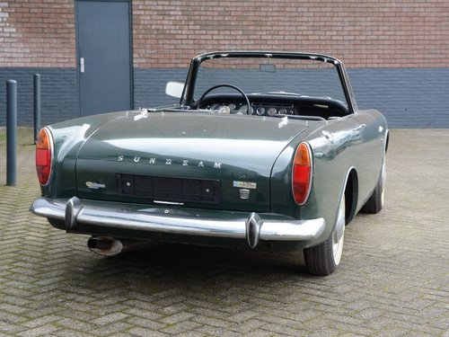 1979 Sunbeam Alpine Roadster For Sale (picture 3 of 6)