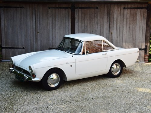1965 Superb Sunbeam Tiger Mk2A. European specification. For Sale (picture 1 of 6)