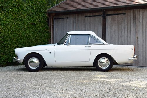 1965 Superb Sunbeam Tiger Mk2A. European specification. For Sale (picture 2 of 6)