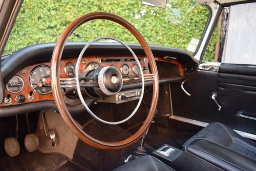 1965 Superb Sunbeam Tiger Mk2A. European specification. For Sale (picture 5 of 6)