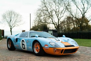 2011 GT40 Superformance..Heritage Spec..Ultra low miles For Sale