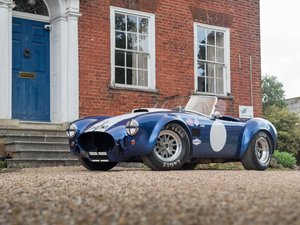 2010 Shelby Cobra MK111 Superformance For Sale