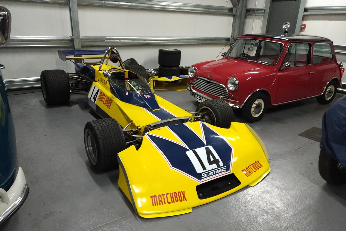 1973 SURTEES TS15 FORMULA 2 For Sale (picture 1 of 4)