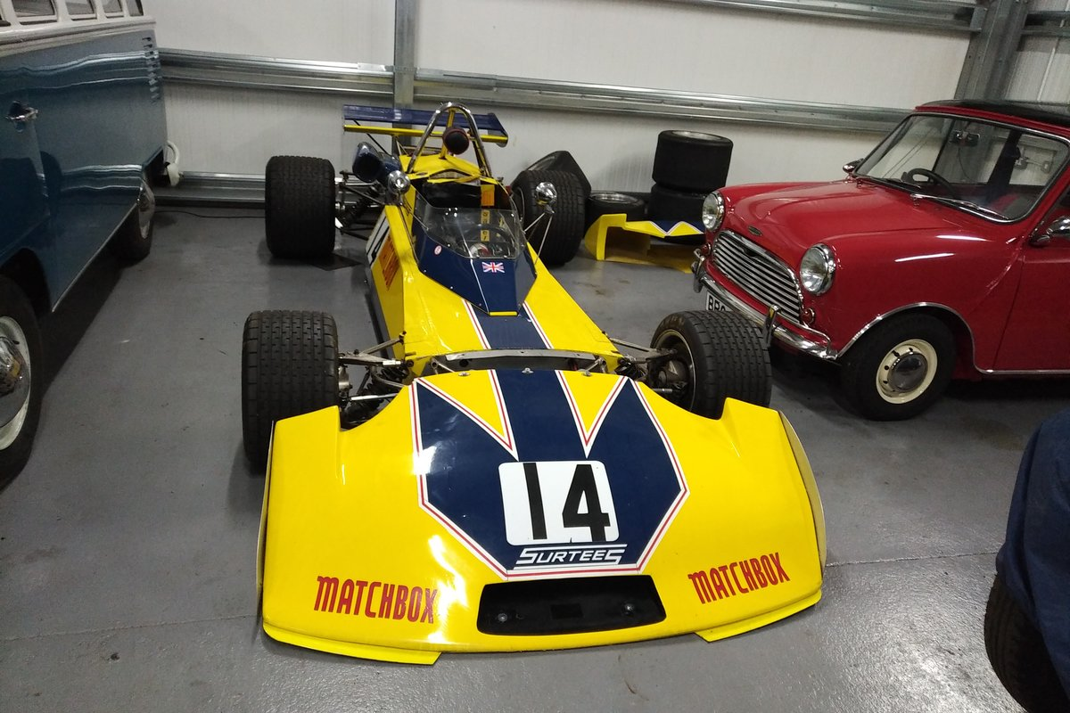 1973 SURTEES TS15 FORMULA 2 For Sale (picture 4 of 4)