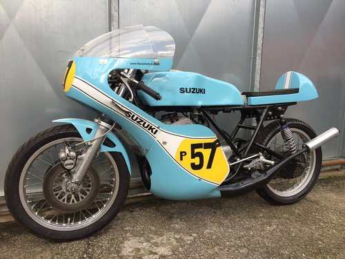 1980 SUZUKI GT T 500 RACE BIKE ROAD REGD £7995 OFFERS PX TRIALS For Sale (picture 2 of 6)