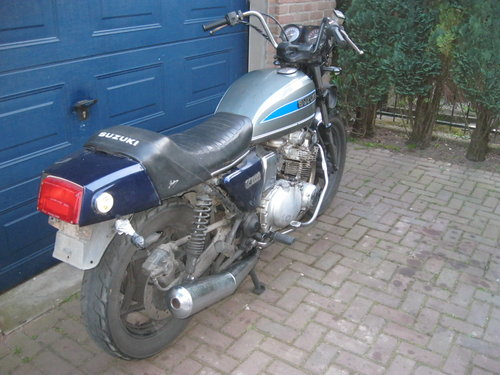 1981 Suzuki GS1000 For Sale (picture 5 of 6)