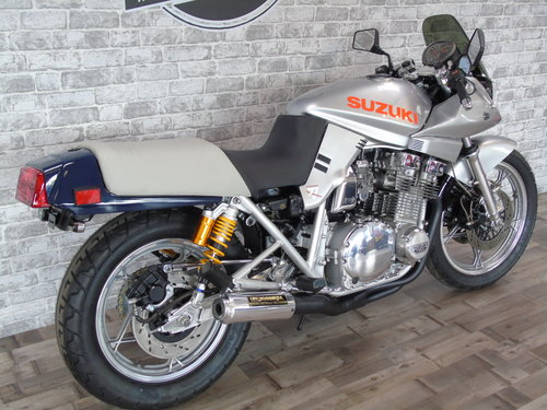 1982 Suzuki Katana GS1000SZ For Sale (picture 2 of 3)