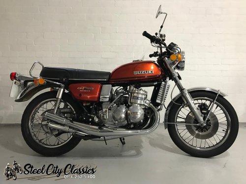 1974 Suzuki GT750 Kettle SOLD (picture 1 of 6)
