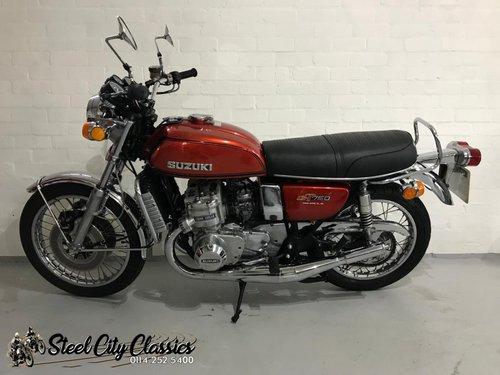 1974 Suzuki GT750 Kettle SOLD (picture 2 of 6)