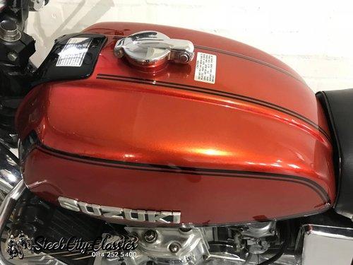 1974 Suzuki GT750 Kettle SOLD (picture 3 of 6)