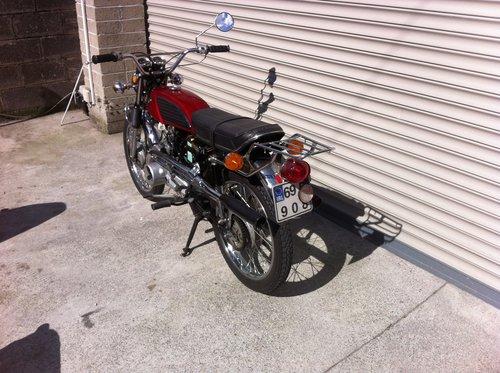1969 Suzuki T125 Stinger For Sale (picture 3 of 6)