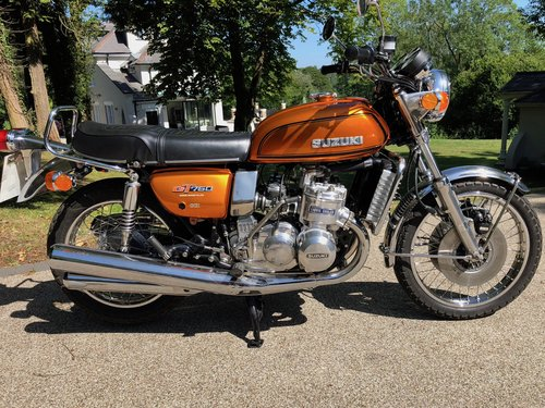 1974 GT750L Superb For Sale (picture 2 of 6)