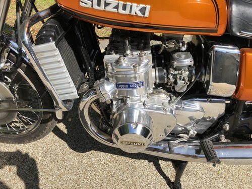1974 GT750L Superb For Sale (picture 3 of 6)