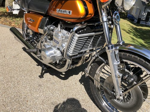 1974 GT750L Superb For Sale (picture 4 of 6)