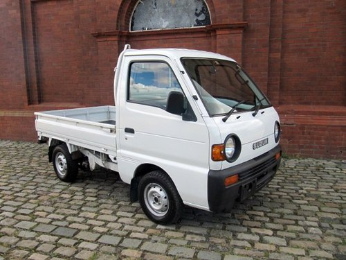 1995 SUZUKI CARRY PICK UP * ONLY 17401 MILES 4 WHEEL DRIVE 4X4 For Sale (picture 4 of 6)