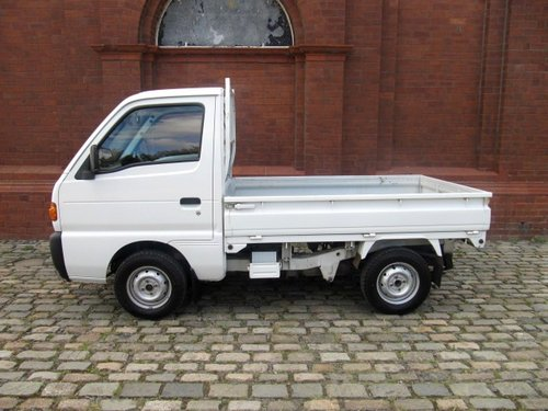 1995 SUZUKI CARRY PICK UP * ONLY 17401 MILES 4 WHEEL DRIVE 4X4 For Sale (picture 6 of 6)