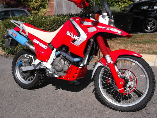 1989 Motorcycle  For Sale (picture 1 of 6)