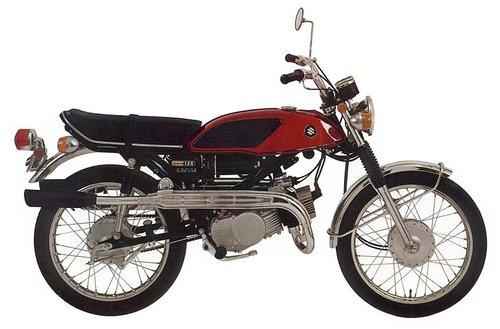 1971 SUZUKI STINGER  T 125  5000 EU  FOR ALL For Sale (picture 1 of 1)