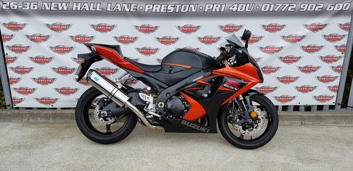2008 Suzuki GSXR1000 K7 Super Sports For Sale (picture 1 of 6)