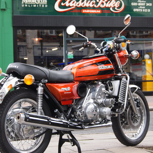 1976 Suzuki RE5 Rotary, RESERVED FOR OLIVER T. SOLD (picture 2 of 6)