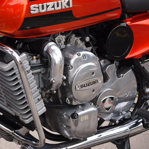 1976 Suzuki RE5 Rotary, RESERVED FOR OLIVER T. SOLD (picture 5 of 6)