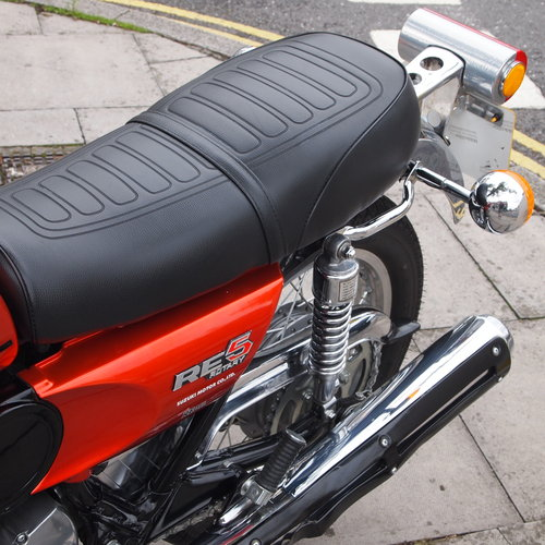 1976 Suzuki RE5 Rotary, RESERVED FOR OLIVER T. SOLD (picture 6 of 6)