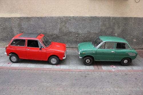 SUZUKI FRONTE 500 DELUXE 1970 For Sale (picture 1 of 6)