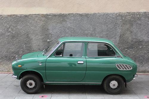 SUZUKI FRONTE 500 DELUXE 1970 For Sale (picture 2 of 6)