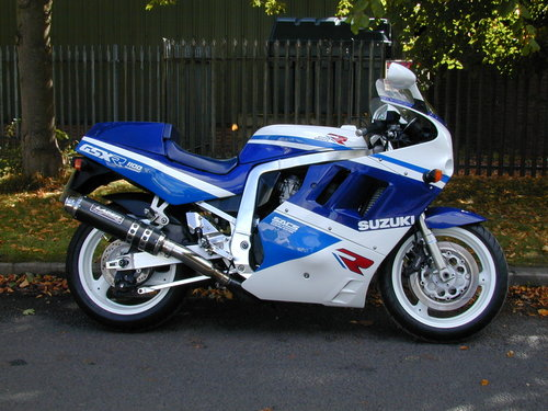 1989 SUZUKI GSXR 1100 - EXCEPTIONAL! For Sale | Car And Classic
