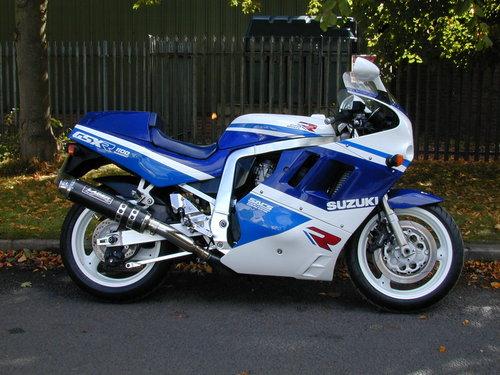 1989 SUZUKI GSXR 1100 - EXCEPTIONAL! For Sale (picture 2 of 6)