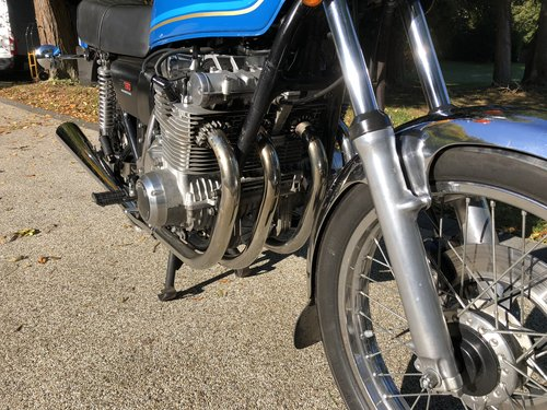 1978 GS750 Lovely original bike SOLD (picture 3 of 6)