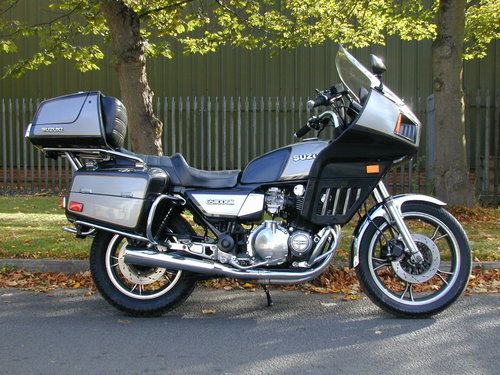 1984 SUZUKI GS 1100 GK - LOW MILES - HIGH SPEC! For Sale (picture 2 of 6)