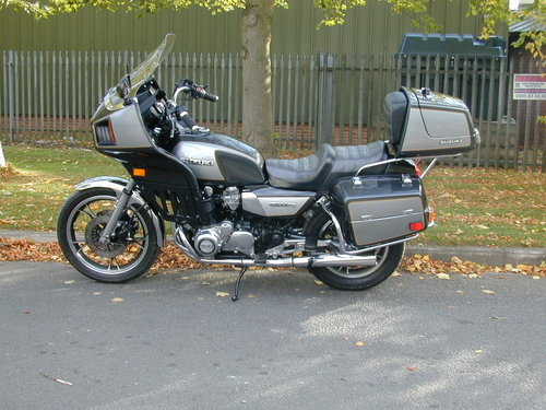 1984 SUZUKI GS 1100 GK - LOW MILES - HIGH SPEC! For Sale (picture 5 of 6)