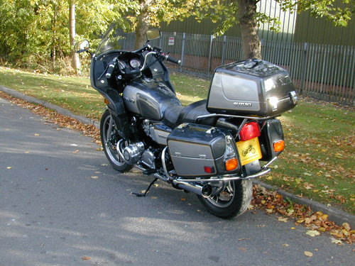 1984 SUZUKI GS 1100 GK - LOW MILES - HIGH SPEC! For Sale (picture 6 of 6)