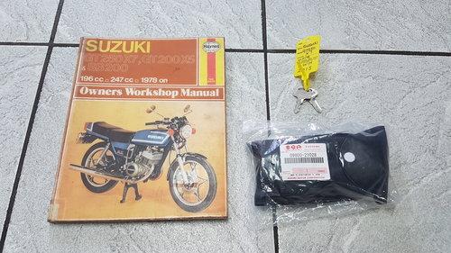 1978 Suzuki GT250 X7 2 Stroke Classic Retro Roadster For Sale (picture 6 of 6)