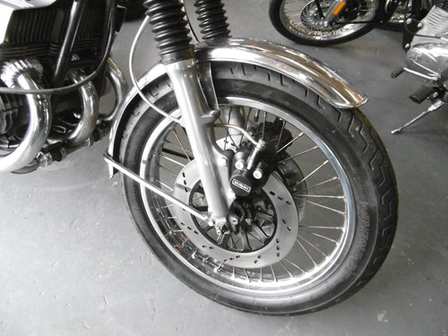 1978 GT550 Original condition all correct  SOLD (picture 5 of 6)