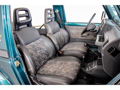 1997 Suzuki Samurai 4x4 1.3 Cabrio softtop For Sale (picture 5 of 6)