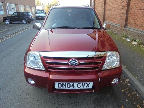 2004 grand vitara xl7 2.5 v6,5 door For Sale (picture 4 of 6)