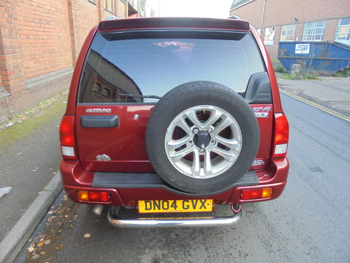 2004 grand vitara xl7 2.5 v6,5 door For Sale (picture 5 of 6)