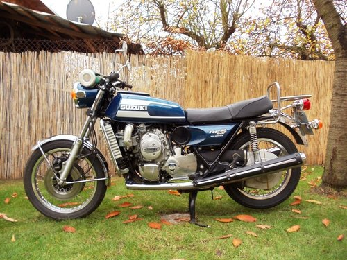 1978 Suzuki RE5 Wankel (Rotary) For Sale (picture 1 of 6)