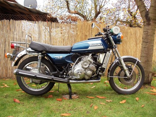 1978 Suzuki RE5 Wankel (Rotary) For Sale (picture 2 of 6)