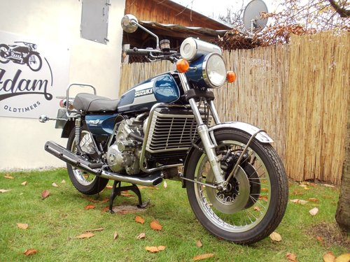 1978 Suzuki RE5 Wankel (Rotary) For Sale (picture 3 of 6)