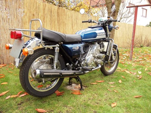 1978 Suzuki RE5 Wankel (Rotary) For Sale (picture 4 of 6)