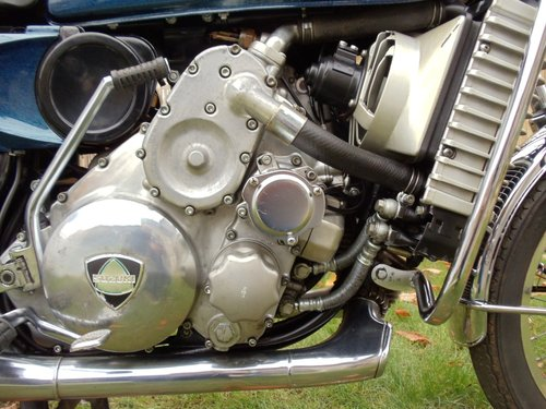 1978 Suzuki RE5 Wankel (Rotary) For Sale (picture 6 of 6)
