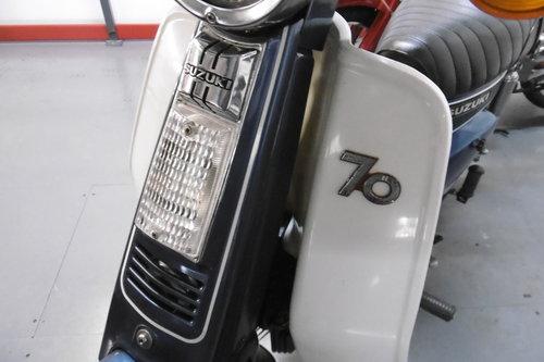 1976 Suzuki FR70 . Rare and original  For Sale (picture 3 of 6)