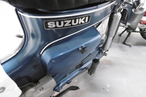 1976 Suzuki FR70 . Rare and original  For Sale (picture 5 of 6)